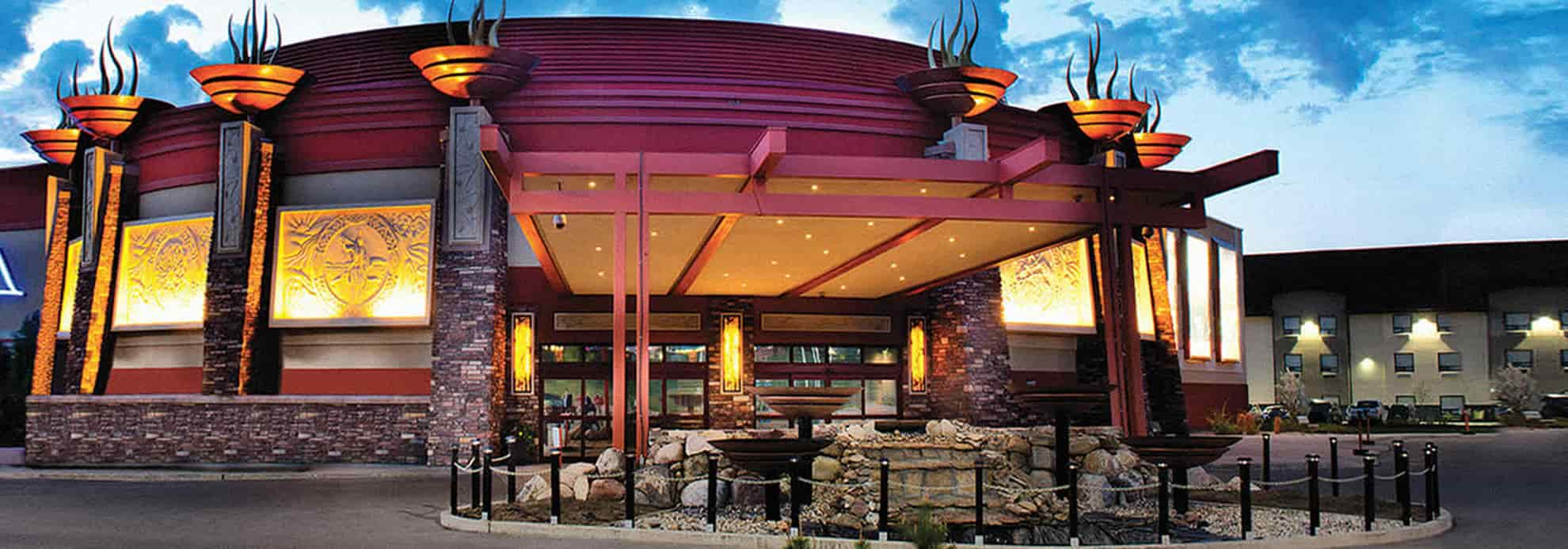 First Nation Casino front view